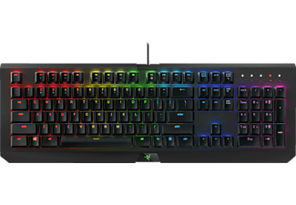 RAZER Tastatur BlackWidow X Chroma, 105 Tasten Deutsch