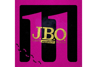 J.B.O. - 11 (Gatefold Split-Colour Vinyl) - (Vinyl)