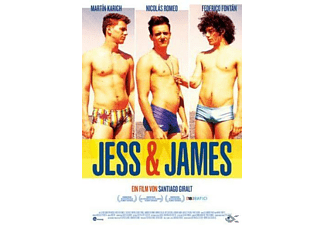 Jess & James - (DVD)
