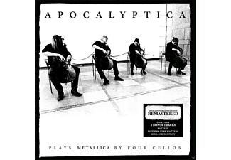 Apocalyptica - Plays Metallica (Remastered 20thAnniversary Edition) [CD]