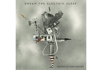 Dream The Electric Sleep - Beneath The Dark Wide Sky (Digipak) - (CD)
