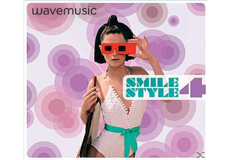 VARIOUS - Smile Style 4 - (CD)