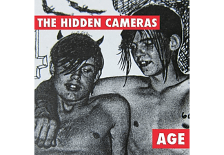 The Hidden Cameras - Age - (Vinyl)