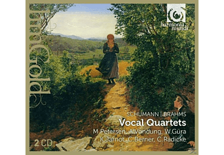 VARIOUS - Vocal Quartets - (CD)