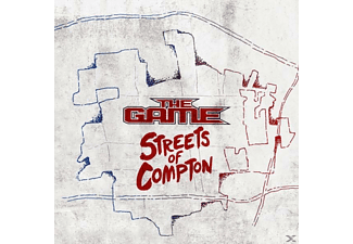 The Game - Streets Of Compton - (CD)
