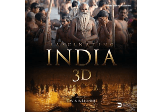 Davinia Leonne - Fascinating India (Soundtrack) - (CD)