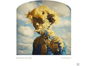 Kuba -ensemble- Kapsa - Vantdraught 4 - (CD)