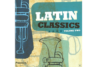 VARIOUS - LATIN CLASSICS VOLUME 2 - (CD)