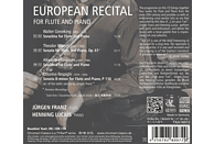 Franz,J./Lucius,H. - European Recital for Flute and Piano [CD]