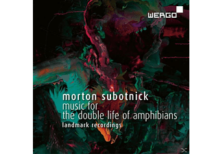 Morton Subotnick - Music For The Double Life Of Amphibians.Landmark - (CD)