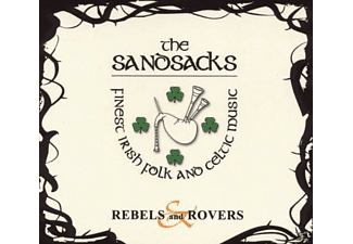 The Sandsacks - Rebels & Rovers - (CD)
