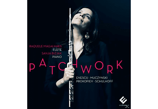 Magalhaes,Raquele/Bizjak,Sanja - Patchwork - (CD)