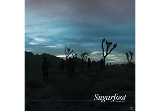 Sugarfoot - Different Stars (Black Vinyl+CD) - (LP + Bonus-CD)