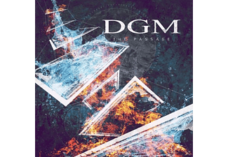 DGM - The Passage (Ltd.Gatefold/Black Vinyl/180 Gra - (Vinyl)