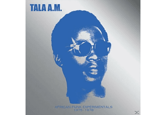 TALA A.M. - African Funk Experimentals 1975 to 1978 - (CD)