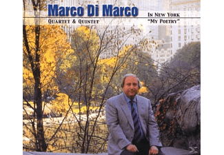 Marco Di Marco - My Poetry - (CD)