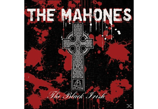 The Mahones - Black Irish - (CD)