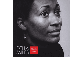 Della Miles - Simple Days - (CD)