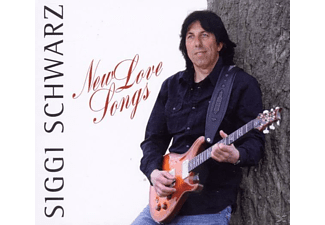 Siggi Schwarz - New Love Songs - (CD)
