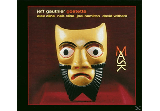 Jeff Gauthier - Goatette - (CD)