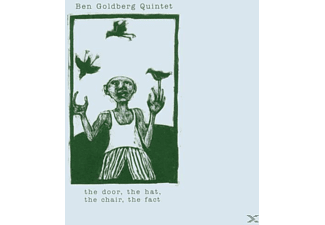 Ben Goldberg, Ben Goldberg Quintet - The Door,The Hat,The Chair,The Fact - (CD)