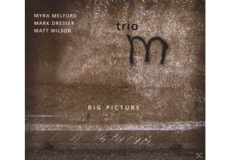 Matt Wilson - Big Picture - (CD)