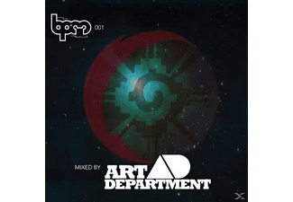 VARIOUS - BPM001 Mixed by Art Department - (CD)