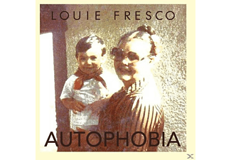 Louie Fresco - Autophobia - (CD)