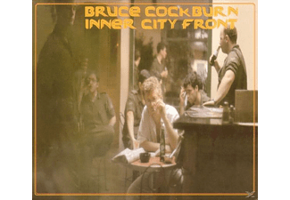 Bruce Cockburn - Inner City Front (1981) - (CD)