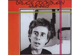 Bruce Cockburn - Humans - (CD)