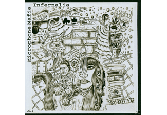 Microphone Mafia - Infernalia - (CD)