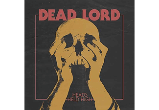 Dead Lord - Heads Held High (Vinyl LP (nagylemez))