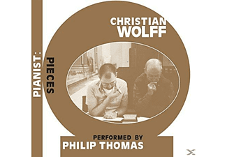 Christian Wolff - Pianist: Pieces performed by P - (CD)