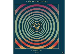 Caiman Philippines - A Glorious Fall/Sperne - (Vinyl)