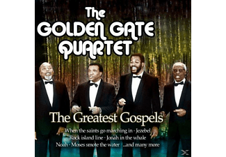 The Golden Gate Quartet - The Greatest Gospels - (CD)