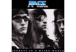 Rage - Secrets In A Weird World - Reissue (CD)