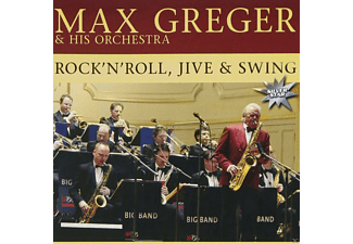 Max & His Orchestra Greger - Rock  N  Roll, Jive And Swing - (CD)