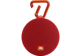 JBL Clip 2 Waterproof - Röd