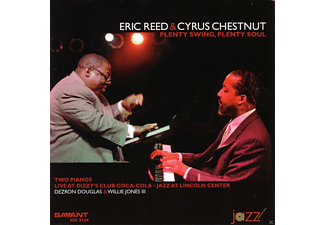 Cyrus Chestnut, Reed Eric - Plenty Swing, Plenty Soul - (CD)