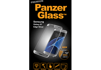 PANZER GLASS Premium Tempered Glass Galaxy S7 edge Silver (PZ1052)