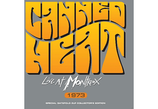 Canned Heat - Live At Montreaux 1973 - (Vinyl)