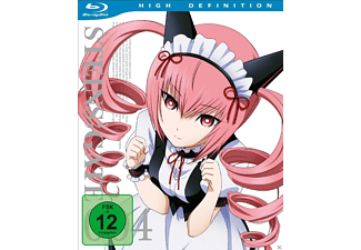 Steins Gate - Vol. 4 - (Blu-ray)