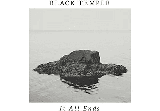Black Temple - It All Ends - Limited Edition (CD)