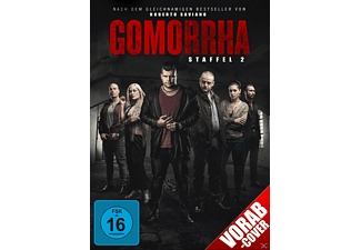 Gomorrha - Season 2 - (Blu-ray)
