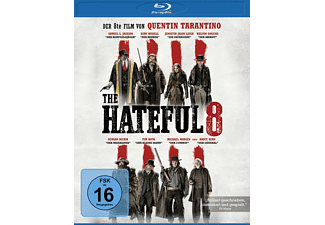 The Hateful 8 - (Blu-ray)