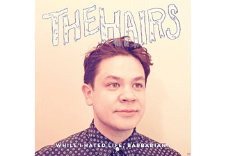 Hairs - While I Hated Life - (LP + Download)