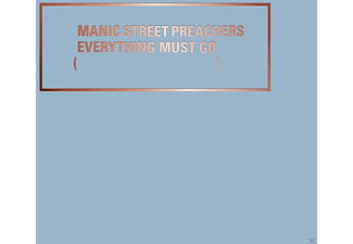 Manic Street Preachers - Everything Must Go 20 (Remastered) [CD]