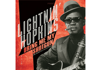 Lighnin' Hopkins - Bring Me My Shotgun - (Vinyl)