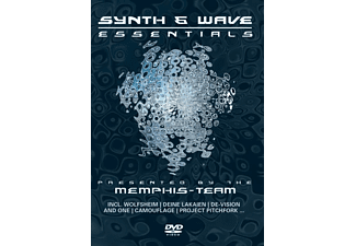 VARIOUS - Synth And Wave Essentials - (DVD)