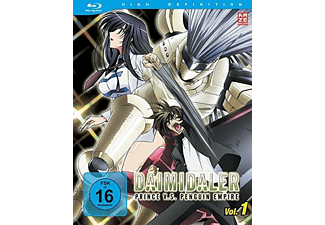 Daimidaler - Vol. 1 - (Blu-ray)